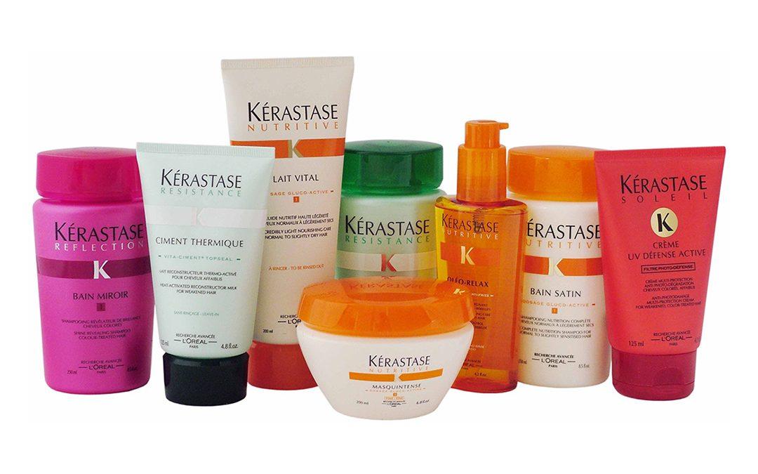 kerastase products, healthy hair