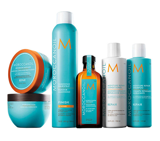 moroccan oil hair products, hair stylists, beauty salon allen tx